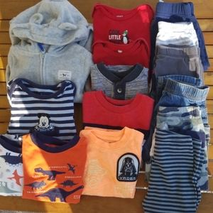 18 Month Boy Bundle